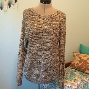 Marled mossimo sweater